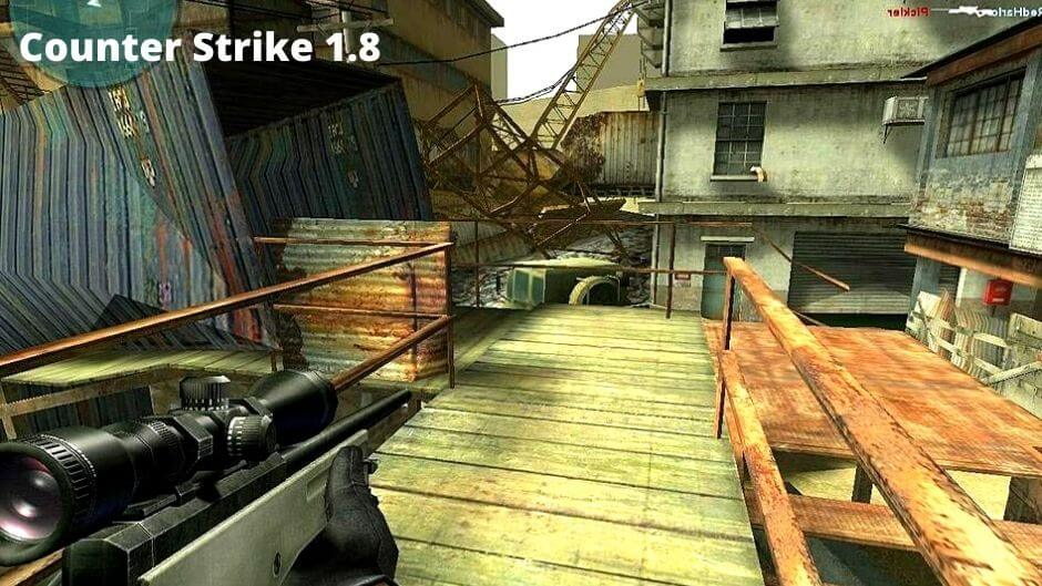 1.8 Counter Strike