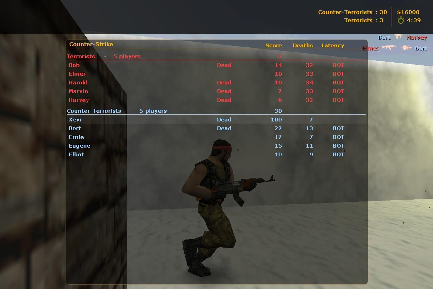 bots de counter strike