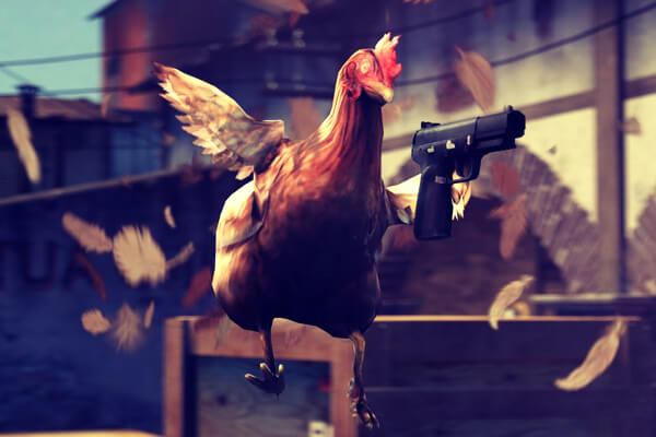 gallina counter strike
